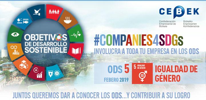 Companies4sdgs - Objetivos de desarrollo sostenible - Objetivo 4, Educación de calidad