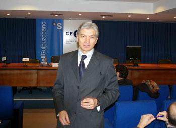 Director en Shanghai de Banco Sabadell Gipuzcoano