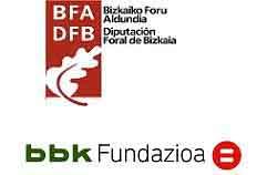 Logos Dfb y BBk para becas 1