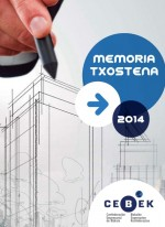 MEMORIA_2014_CEBEK_Portada